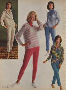 Women s fashion ads from 1960s catalogs