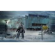 Wallpaper 3840&2152160 The Last Of Us City Winter 4K Ultra HD