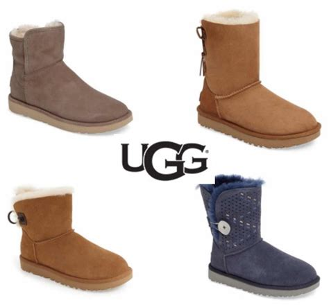 nordstrom coupon code for ugg boots