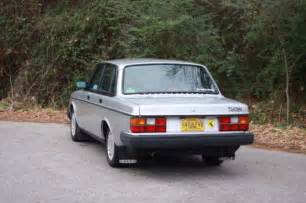 Volvo 240 Turbo For Sale Volvo 240 Glt Turbo Intercooled 1983 For Sale Photos