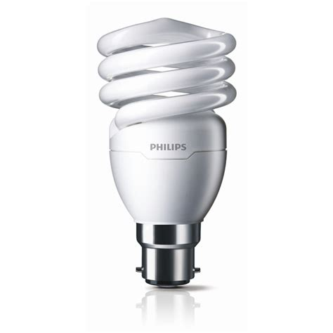 Lu Philips Philips Tornado Energy Saver 15w 4 philips 15w cool white bc tornado spiral globe cfl