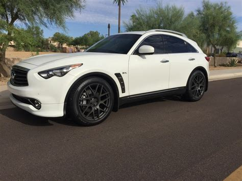 infiniti fx50 lowered qx70 09 all lowered fx owners post pics before and