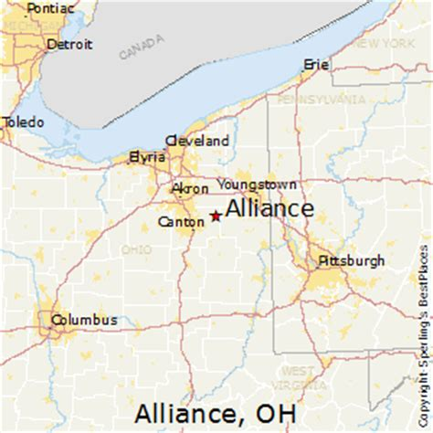 houses for rent alliance ohio best places to live in alliance ohio