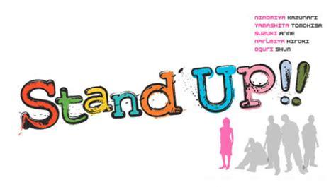 imagenes de stand up stand up dorama sobre la amistad y el despertar sexual