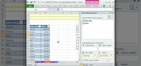 Change Pivot Table Source Data How To Change A Pivot Table S Source Data In Microsoft Excel 171 Microsoft Office