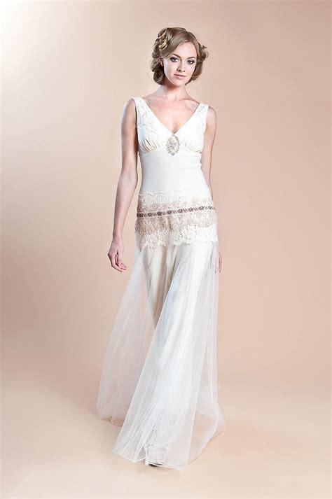 25 Beautiful Boho Chic Wedding Dresses