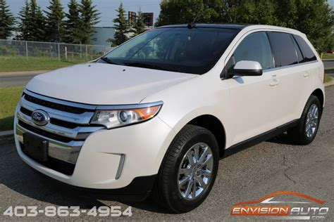 ford edge limited 2015 2013 ford edge limited awd envision auto calgary