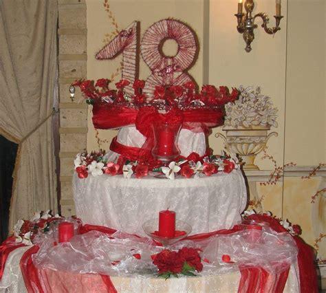 addobbare tavolo per compleanno addobbi tavoli per 18 anni