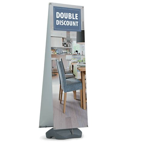 Outdoor Wedding Banner by Polar Outdoor Banner Stand Print 2 Media Ltd