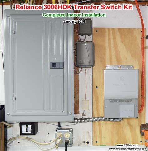 reliance transfer switch wiring diagram best free
