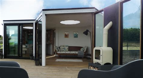 flat pack house designs flat pack hivehaus transforms into hexagonal modular homes modern house designs
