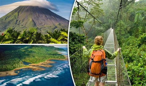 Can You Travel To Costa Rica With A Criminal Record Visit Costa Rica Rainforest Mountain Peaks And Beautiful