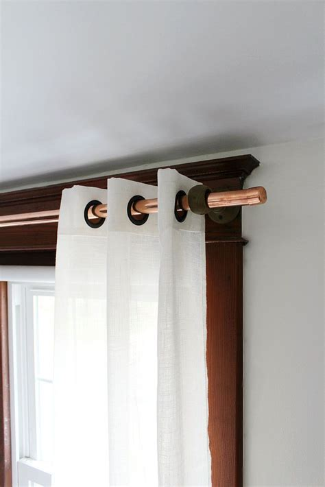 curtains pipe 1000 ideas about pipe curtain rods on pinterest curtain