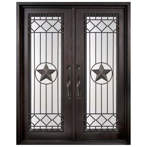 Iron Doors by Iron Doors Unlimited 46 In X 97 5 In Classic