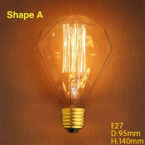 tungsten incandescent light bulb e27 edison l bulb 220v 40w tungsten light incandescent