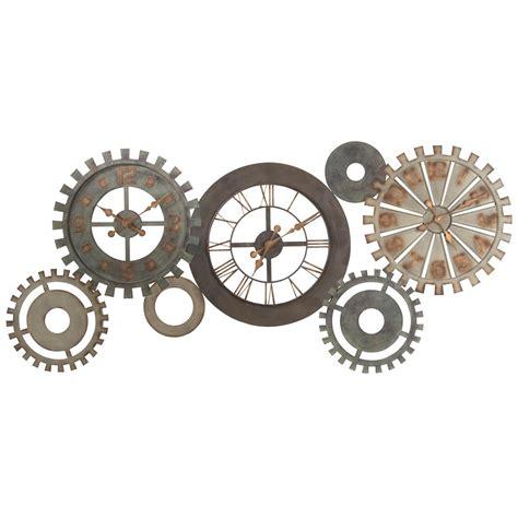 Horloge Rouage Maison Du Monde horloges rouages en m 233 tal l 164 cm m 201 canisme maisons du
