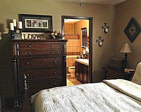 Decorating Bedroom Dresser Tops Dresser With Decor Masterbedroom Master Bedroom