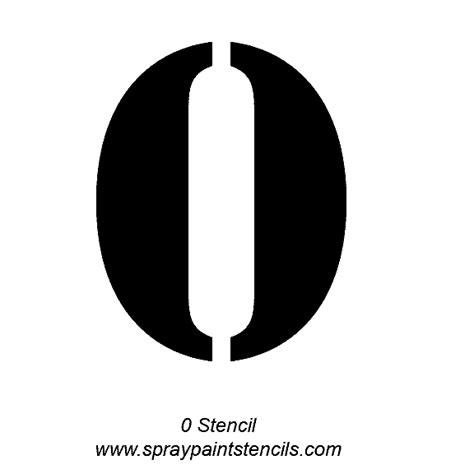 printable army number stencils alphabet letter stencils