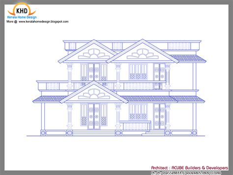 home design for 1800 sq ft home design floor plan of north indian house kerala home