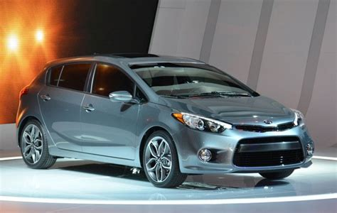 2014 kia forte 5 door ex top auto magazine