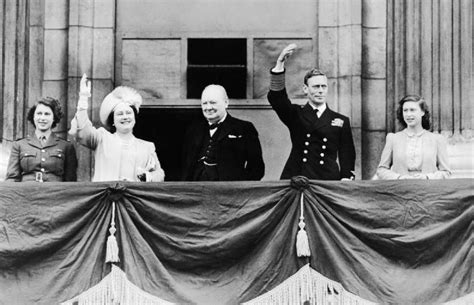 film queen elizabeth ve day buckingham palace the enchanted manor