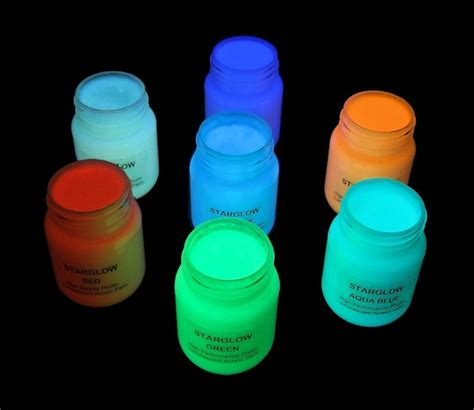 glow in the paint uk glowtec uk glow in the luminous smart paint range