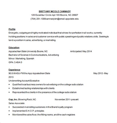 sle customer service resume 22 best customer service representative resume templates