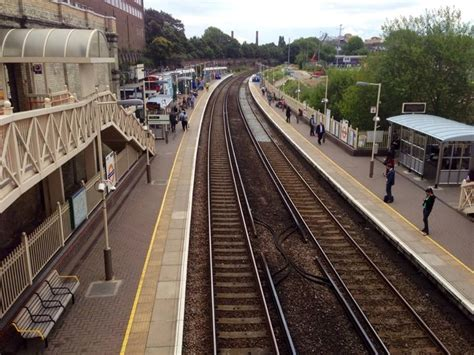 west brompton station travel transport london