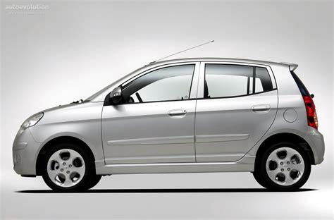 Kia Picanto 2007 Kia Picanto Specs 2007 2008 2009 2010 2011