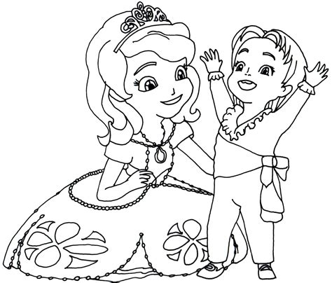 sofia coloring pages games sofia coloring pages bestofcoloring com
