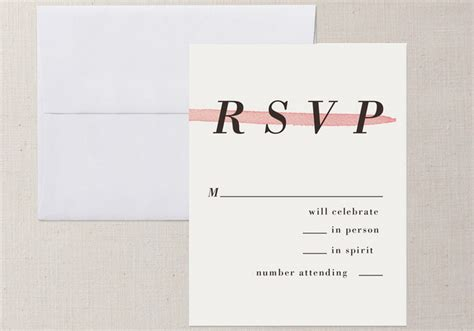 wedding rsvp card templates ways to word your rsvp card rustic wedding chic