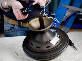 Ground Wire For Ceiling Fan How To Replace A Light Fixture With A Ceiling Fan How
