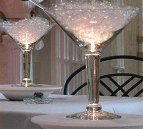 Martini Glass Decoration by Martini Glass Decoration Casino Ideas