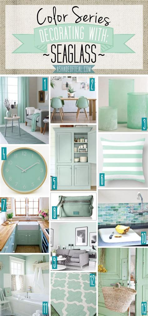 Aqua Colored Home Decor by Best 25 Mint Green Decor Ideas On Elephant