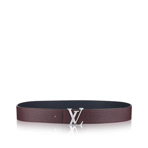 lv initiales 40mm reversible taurillon leather