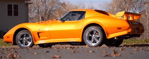 1975 wheels corvette stingray epic owned 1975 corvette stingray custom cars