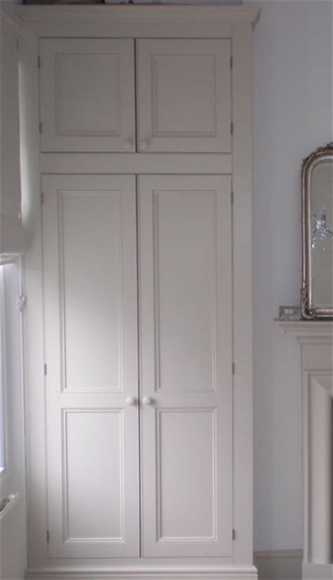 Handmade Cupboards - alcove wardrobes custom made by henderson