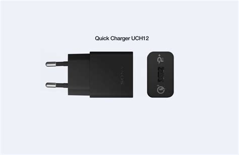 Charger Sony Experia Uch12 Original Fast Charging For Sony Usb Type C sony intros charger uch12 charges batt in just 10