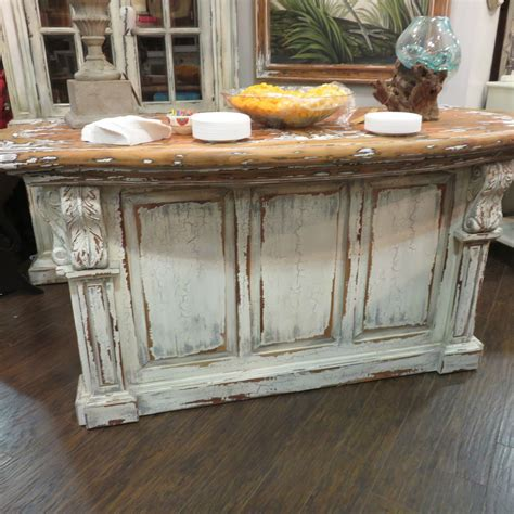 french kitchen island distressed french country kitchen island bar counter