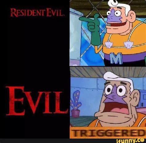Evil Meme - mermaidman ifunny