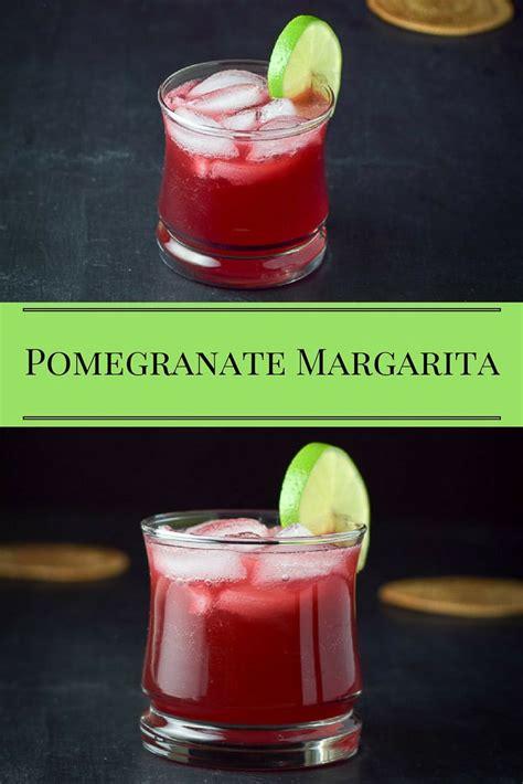 pomegranate margarita pretty pomegranate margarita dishes delish