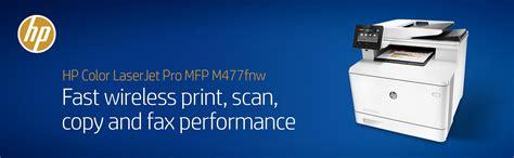 hp color laser pro mfp printer m477fnw cf377a hp laserjet pro mfp m477fnw wireless colour printer