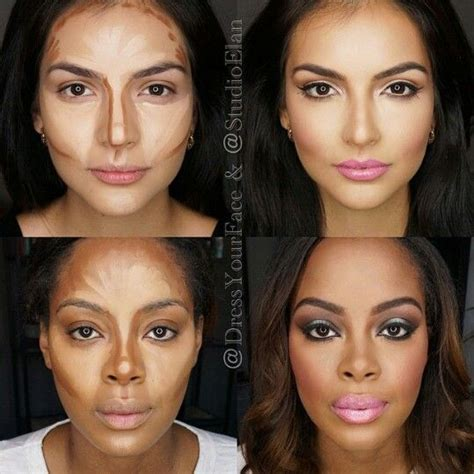 Contouring Tutorial Instagram | pinterest the world s catalog of ideas