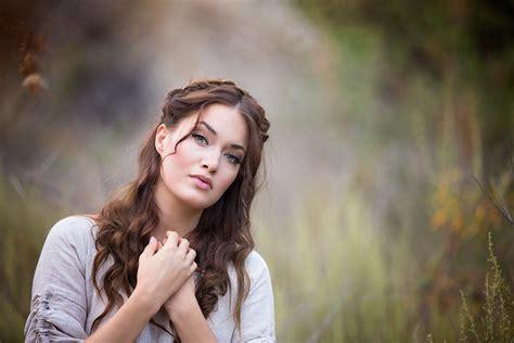 shoot retouch  process portraits  natural