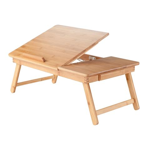 bed trays winsome baldwin lap tray with flip top breakfast bed
