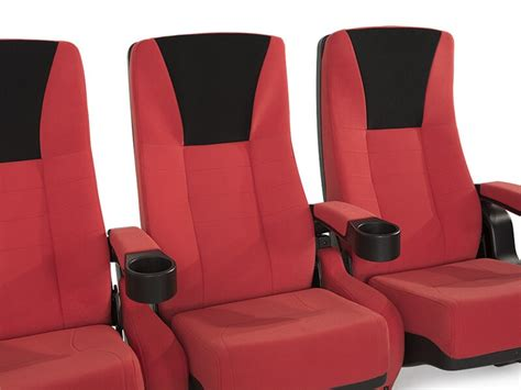 theater chairs that move seatcraft vanguard black fabric theater chairs