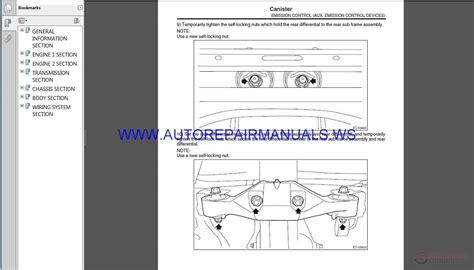 auto repair manual online 2005 subaru impreza parking system subaru wrx sti v10 2017 service manual auto repair manual forum heavy equipment forums