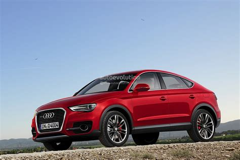 Audi Q6 by Audi Q6 Coupe Crossover Rendering Autoevolution