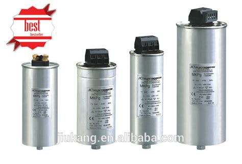 power capacitor kvar aluminum power factor correction capacitor bank 3 phase kvar buy power factor correction