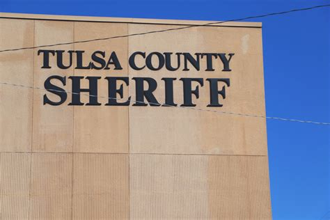 Tulsa County Records The Race For Tulsa County Sheriff